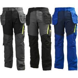 Helly-Hansen-Mens-Aker-Construction-Pant-Cordura-Workwear-Trousers