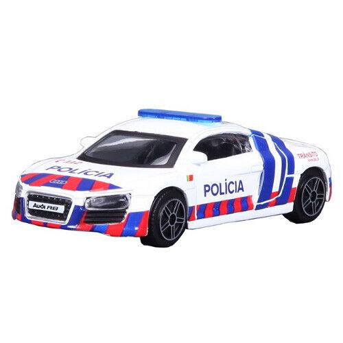Bburago Burago PSP Portuguese Police Diecast Miniature Audi R 8 *1//43