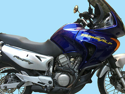 adesivi//adhesives//stickers//decal Adesivi Honda Transalp 20003