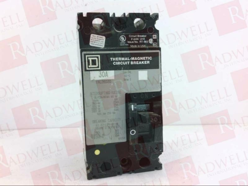 SCHNEIDER ELECTRIC FAL26030   FAL26030 (USED TESTED CLEANED)