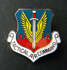 US-AIR-FORCE-USAF-TACTICAL-AIR-COMMAND-LAPEL-PIN-BADGE-1-inch
