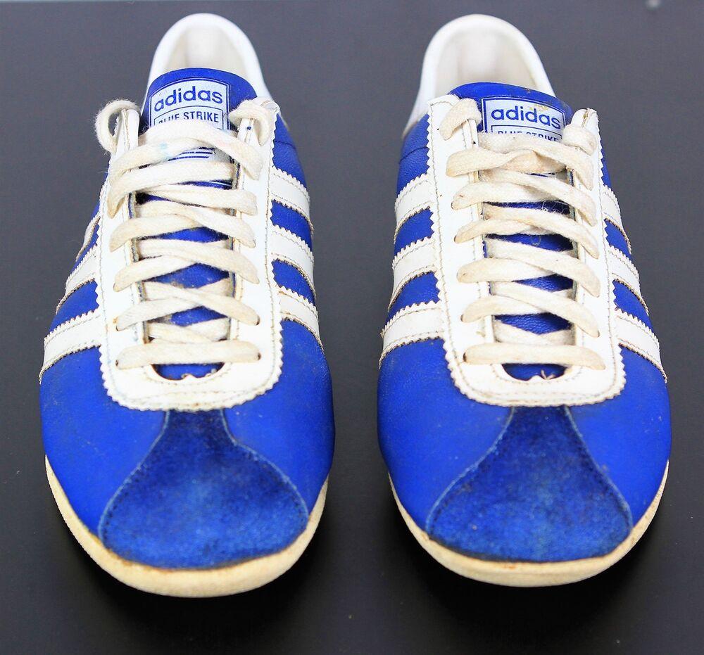 Vintage 3b303b Baskets 243 Bleu Strike Adidas P WOqxBv