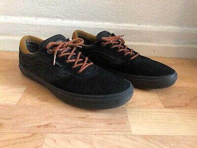 Vans Herren Schuhe Gilbert Crockett Gr. 44,5 Schwarz Ultracush Pro Old Skool 45 | eBay