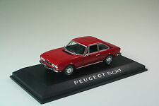 Peugeot 504 Coupe rot 475416 Norev 1:43 NEU OVP