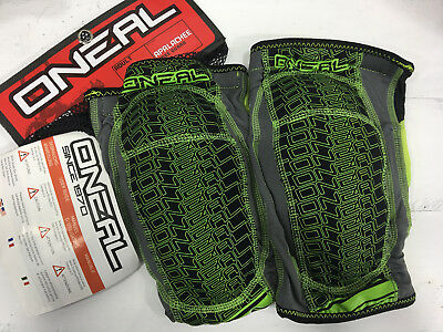 O/'Neal Apalachee Knee Guard Neon green