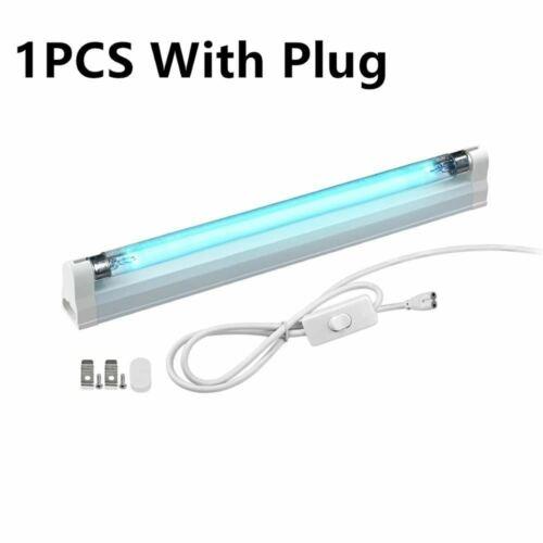 Germicidal Bacterial Deodorant UV-C Ozone Light Sanitizer