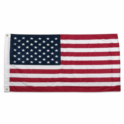 2x3 Feet American USA Weather Resistant Poly Flag 2x3/' /'Banner brass grommets