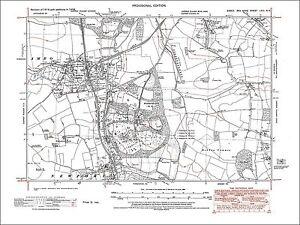 OLD ORDNANCE SURVEY MAP SWANSEA 1897 VETCH FIELD MOUNT PLEASANT POTTERY BRIDGE
