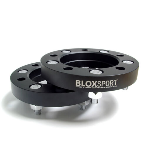 4 1 inch 25mm Hub Centric Wheel Spacers 5x5.5 5x139.7 for Suzuki Jimny New Black