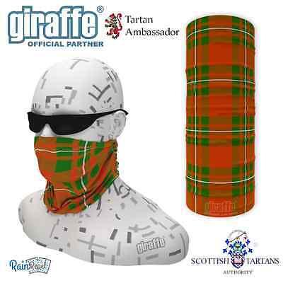 MacDonald Clan Scottish Tartan Multifunctional Headwear Bandana
