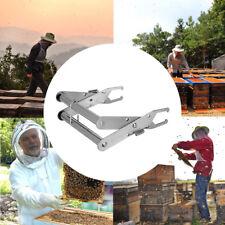 Beekeeping Equipment Bee Hive Frame Holder Lifter Grip Stainless Steel Tool