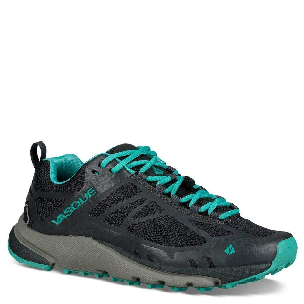 50% OFF  NEW  7681 femmes VASQUE CONSTANT VELOCITY RUNNING chaussures, US 8. EBONY.
