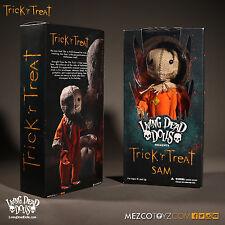 Living Dead Dolls Trick 'r Treat Sam Action Figure Doll Mezco Toyz