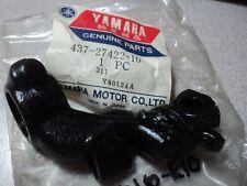 1974-76 YAMAHA DT100 DT175 DT 100 175  FOOTPEG BRACKET NOS OEM P/N 437-27422-10