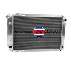 RADIATOR FOR 1979-1993 Ford Mustang 80 81 82 83 84 85 86 87 88 89 90 91 91 3Row