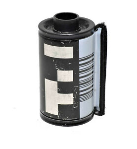 Reloadable-amp-Re-Usable-Metal-35mm-Film-Cassette-DX-Coded-100-ISO