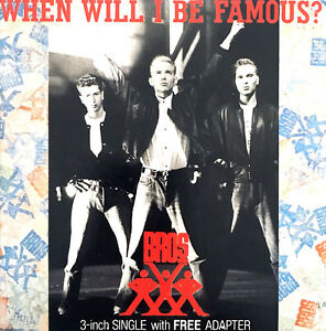 Bros-Maxi-CD-3-034-When-Will-I-Be-Famous-Europe-EX-EX