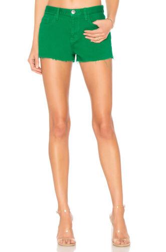 Bright orlo Jolly New Elliott 27 pantaloncini Green con boyfriend cutoff sfilacciato Current I Za8xxtw