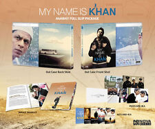 My Name Is Khan (2015, Blu-ray) Full Slip Limited Edition (NOVA #03)