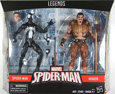 Marvel Legends Spider-Man SP////DR Series Set Of Seven Action Figure