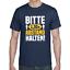 BITTE-1-50m-ABSTAND-HALTEN-Sprueche-Spass-Comedy-Lustig-Fun-Regel-Humor-T-Shirt Indexbild 6