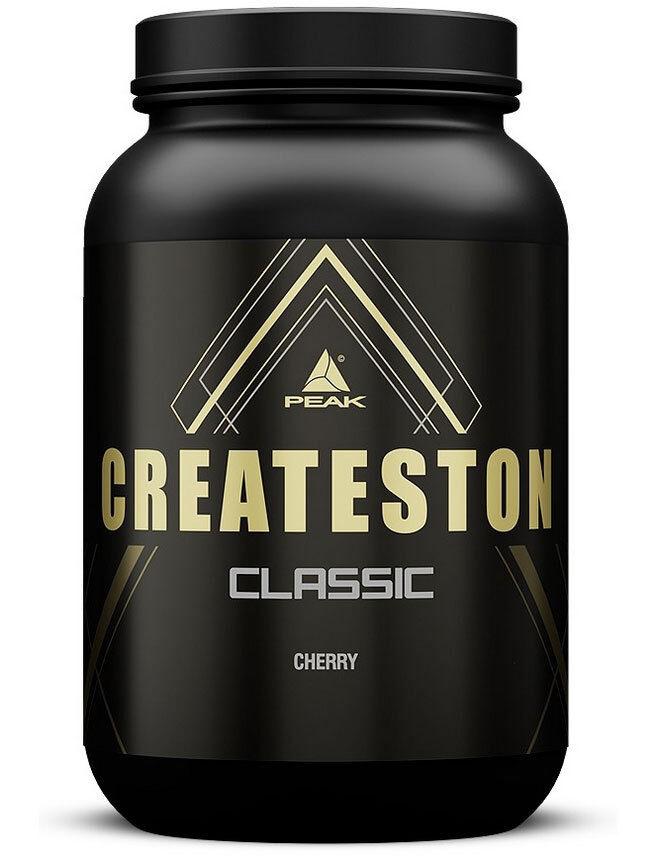 Peak Createston -1648g (30 28 EUR pro kg) All in One Muskelaufbau gratis Shaker