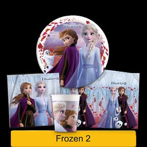 Disney-FROZEN-2-Birthday-PARTY-Range-Tableware-Supplies-Decorations-PROCOS