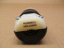 1 NEW HUBBELL 5269C HBL5269C RECEPTACLE 15AMP 125V NEMA5-15R STRAIGHT BLADE