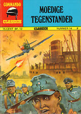 COMMANDO CLASSICS 14 - MOEDIGE TEGENSTANDER (1974)
