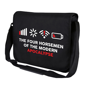 The-Four-Horsemen-of-the-Modern-Apocalypse-Fun-Umhaengetasche-Messenger-Bag