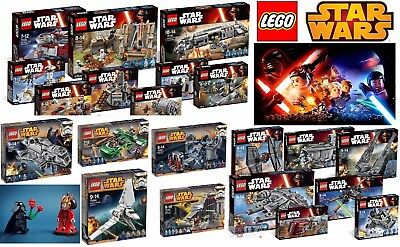 LEGO 75133 Set Star Wars ribelle Alliance Battle Pack 4 personaggi NUOVO NEW