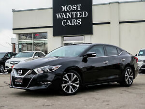 2017 Nissan Maxima SL|NAV|DUAL SUNROOF|CAMERA|ACC|REMOTE START|XENON