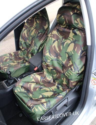 Mitsubishi Shogun Pinin Full Set Camouflage Waterproof Car Seat Covers