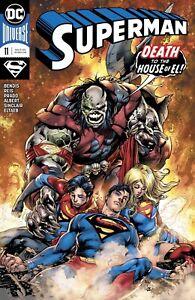 Superman-DC-COMIC-Select-Option-NM-BOOKS-Bendis-series-NM-1-11