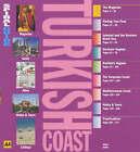 Turkish Coast by Lindsay Bennett, Kevin Gould (Spiral bound, 2003)