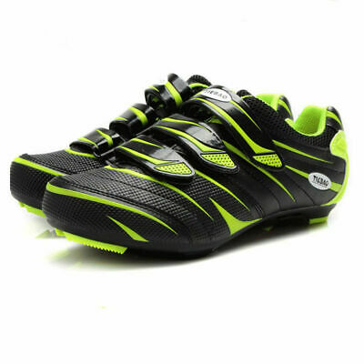 Tiebao MTB Cycling Shoes for Shimano SPD System Bike Bicycle Shoes Four Colours