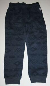 New Oshkosh Boys Pull on Sweatpants Dark Gray 10//12
