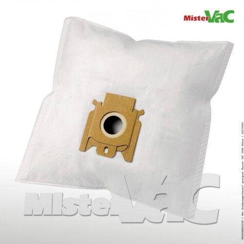 40x Staubsaugerbeutel geeignet Hoover TS 2351 011 Sensory