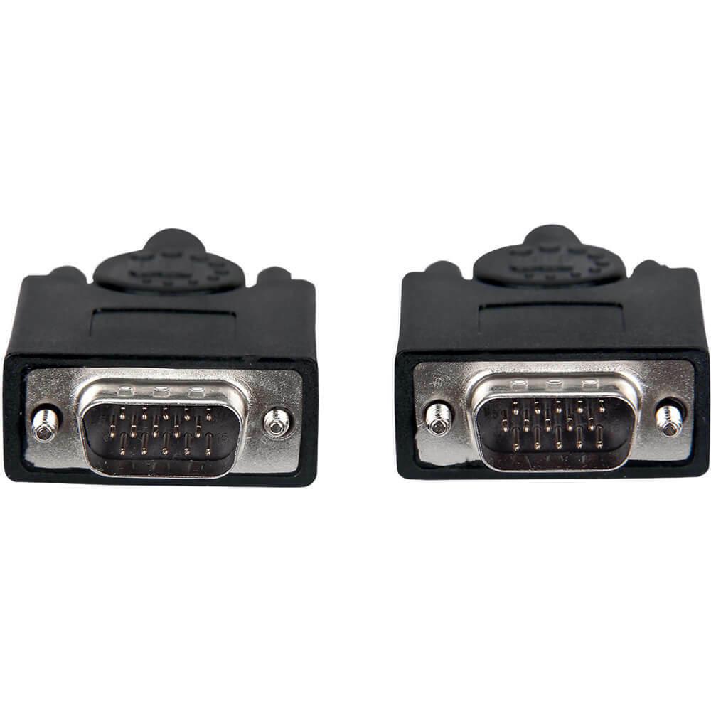 Manhattan SVGA Monitor Cable 15-pin HD-15 Male VGA | Ebay