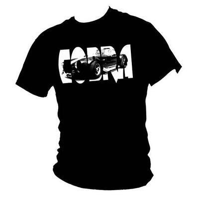 Le Mans racer cult car T-shirt mens all sizes SUMO AC Cobra DAX TJD DJ
