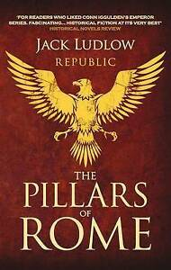 Pillars-of-Rome-by-Ludlow-Jack-Paperback-book-2010