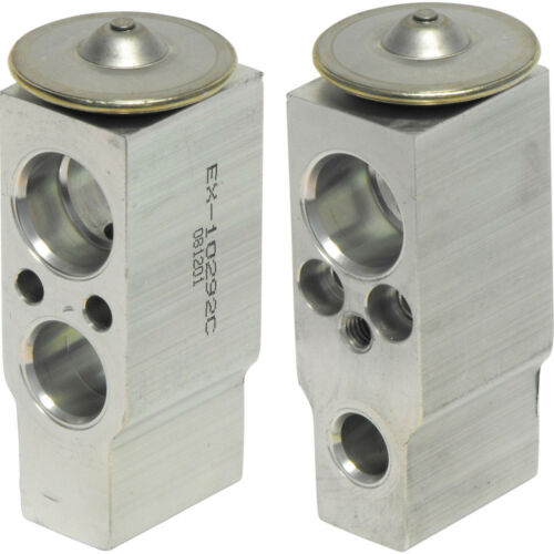 New AC A//C Thermostatic Expansion Valve Thermal TXV TX Valve Block Type H-Block
