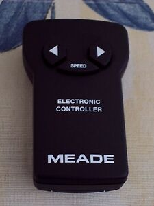 Meade-ETX-1244-1247-and-DS-series-telescope-focuser-Hand-Controller-Paddle-NEW