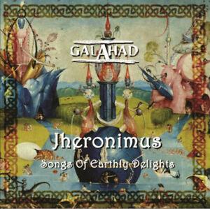 Galahad-034-Jheronimus-Songs-Of-Earthly-Delights-034-CD-2020-brandneu-OVP