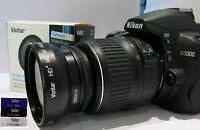 52MM UHD FISHEYE LENS+ MACRO FOR NIKON D40 D50 D60 D70 D80 D90 D3000 D5000 D5100