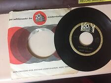 NORTHERN SOUL 45 RPM RECORD - MARY WELLS - 20TH CENTURY-FOX 555