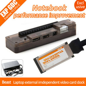 EXP-GDC-Laptop-External-PCI-E-Graphics-Card-Dock-for-Beast-Expresscard-w-Cable