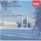 King's College Choir of Cambridge - Britten (Choral Music, 1992)