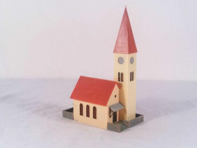 Faller h0 130238-iglesia artículo nuevo kit