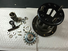 HARLEY BIG TWIN 4-SPD 3 HOLE CLUTCH HUB ASSEMBLY KIT SHOVEL PAN KNUCKLE